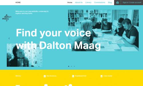 Dalton Maag   Home