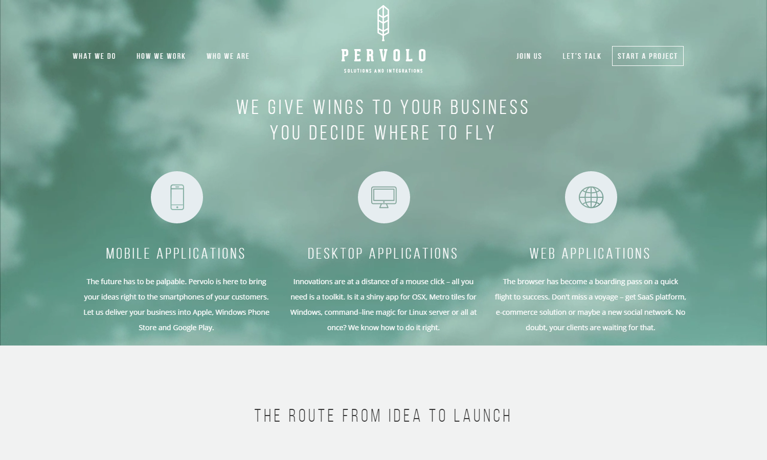 Pervolo – Nearshore IT Outsourcing