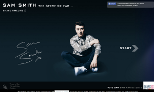 Sam Smith – The story so far…