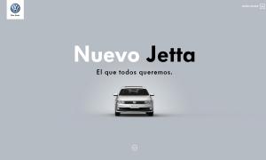 Nuevo Jetta, Volkswagen México.