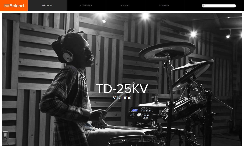 Roland   TD 25KV   V Drums