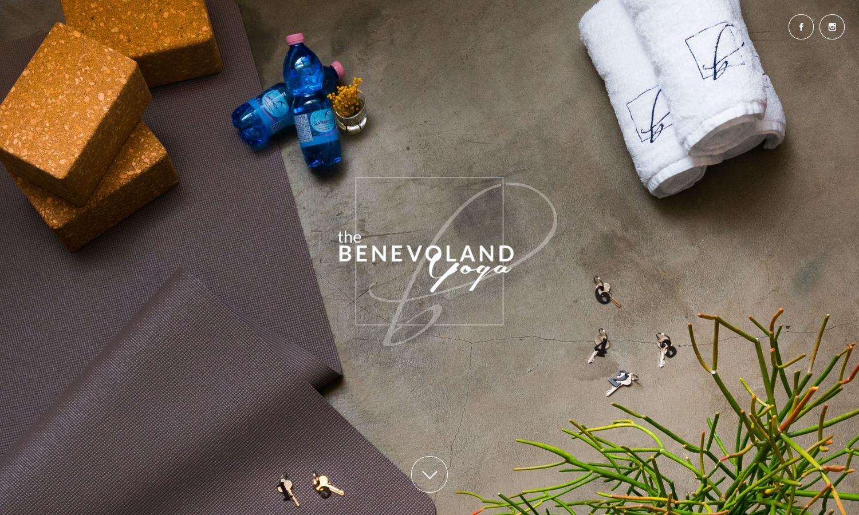 大阪新町の女性限定ホットヨガスタジオ the BENEVOLAND Yoga