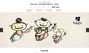 Ha-Ha apartment